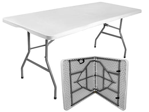 Mesa plegable Mesa de comedor de jardín mesa camping mesa fiesta ...