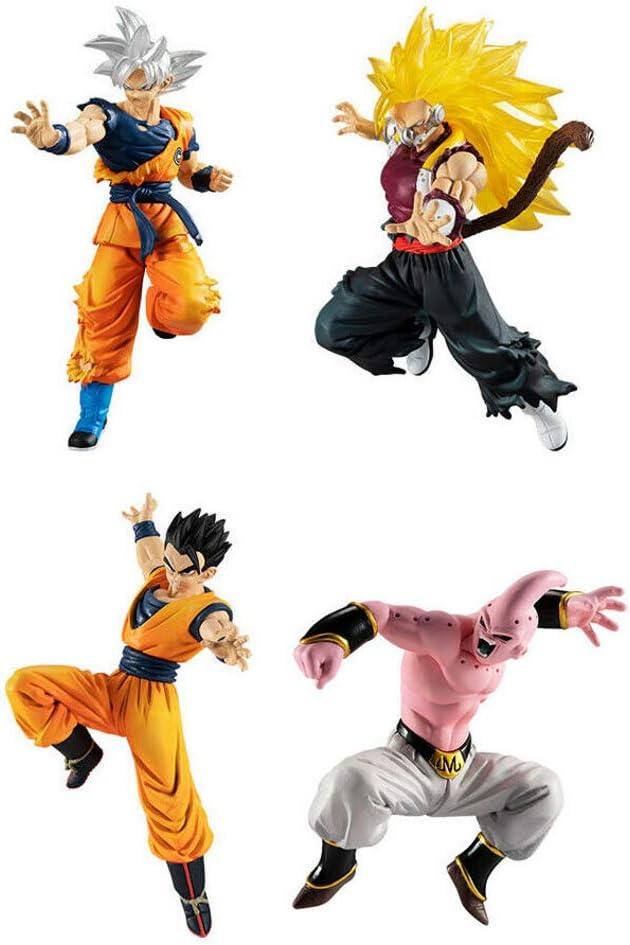 Gashapon Dragon Ball Super Vs Dragon Ball 12 Set