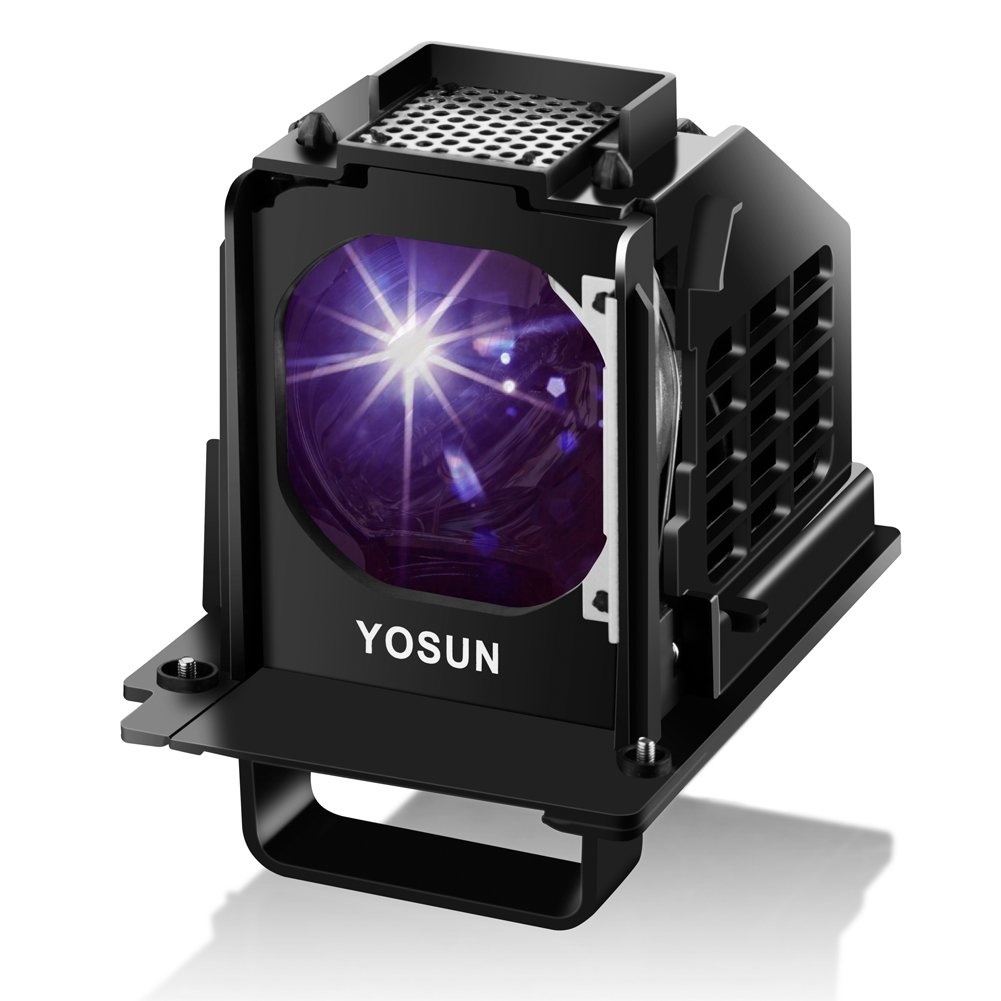 YOSUN 915B441001 Replacement Lamp Compatible for Mitsubishi wd 60638 wd-60638 wd-65638 wd-73638 wd-82738 wd-73c10 wd-65738 wd-73738 wd-60c10 915b441001 TV Replacement Lamp Bulb Housing