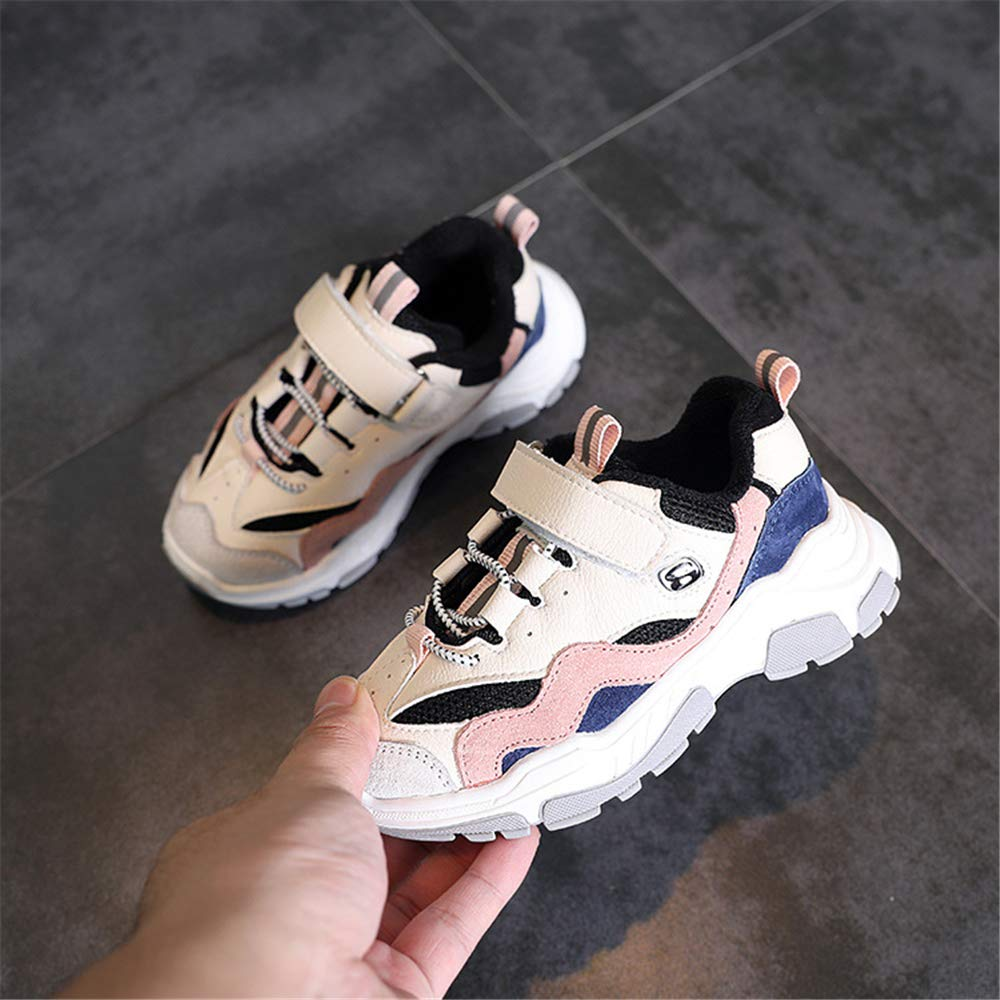 YUBUKE Children Casual Shoes Cool Style KidsBreathable Soft Soled Running Sports Shoes