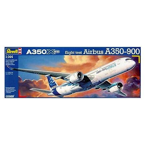 Revell Germany A350 XWB Airbus A350-900 Flight Test Model Kit