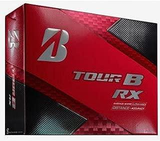 product image for Bridgestone Tour B RX Golf Balls-Dozen White