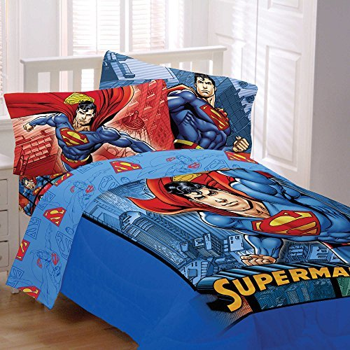 Superman Twin / Full (Superman Full Comforter)