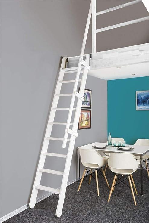 FAKRO MSP Pivot - Escalera (55 x 300 cm), color natural: Amazon.es: Bricolaje y herramientas