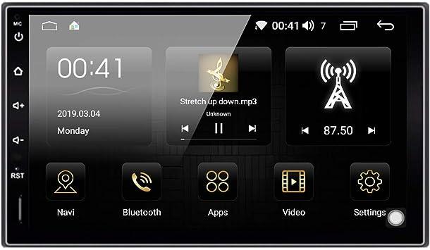 Ezonetronics Android 9 0 Dsp Autoradio Stereo 7 Zoll Elektronik