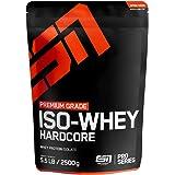 ESN IsoWhey Hardcore Protein, Chocolate, 2,5kg