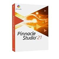 PinnacleStudio21Standard- Software De Producción Y Edición De Vídeo, Windows, Multilingüe , 1 Licencia