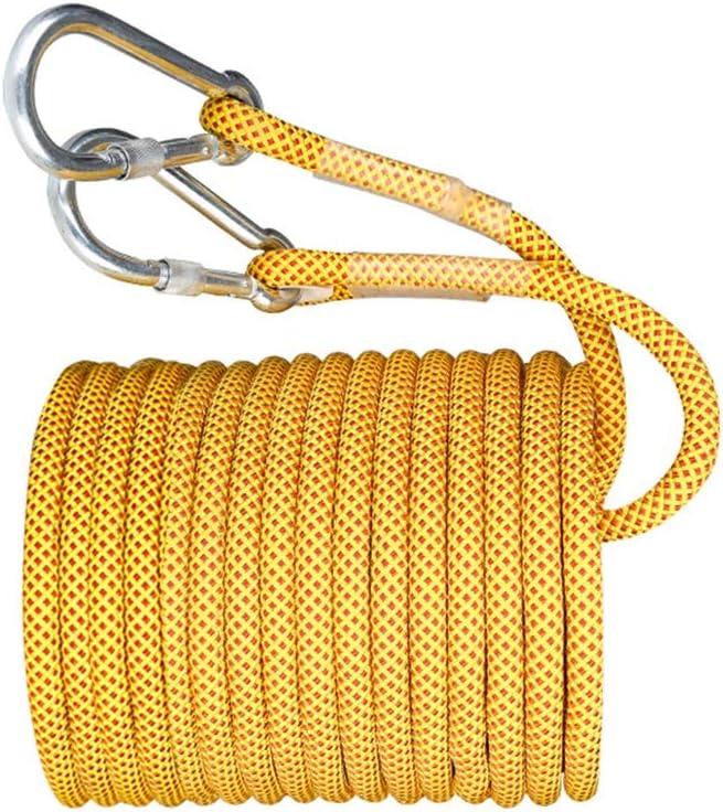 LIINA ロープ 14ミリメートル牽引ロープ 繊維縫製プロセスソフト耐摩耗性強力かつ非延性 (Size : 80M)  80M