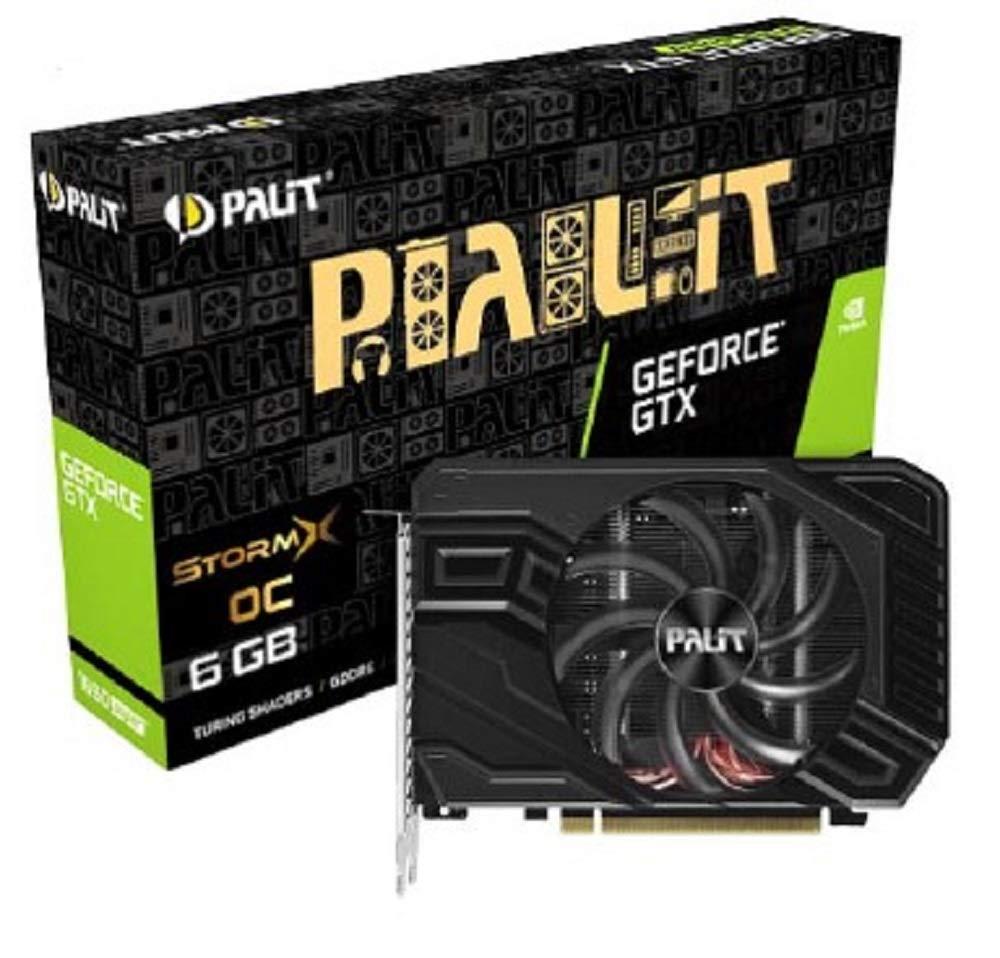 Palit GeForce GTX 1660 Super StormX Overclocked