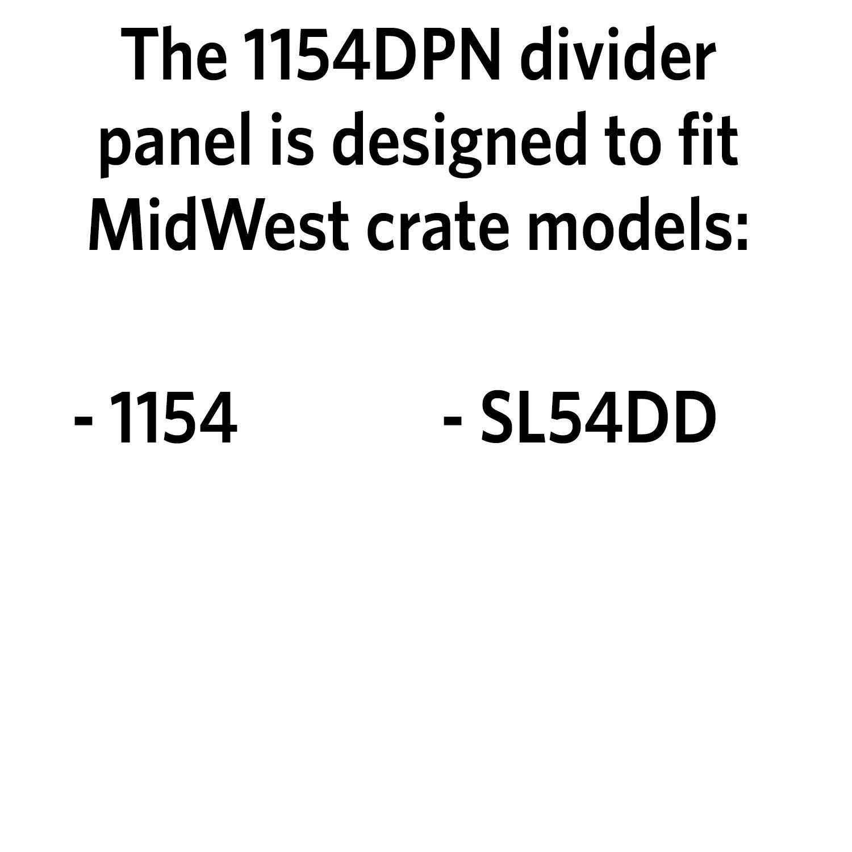 MidWest Homes for Pets Divider Panel Fits Models 1154,SL54DD