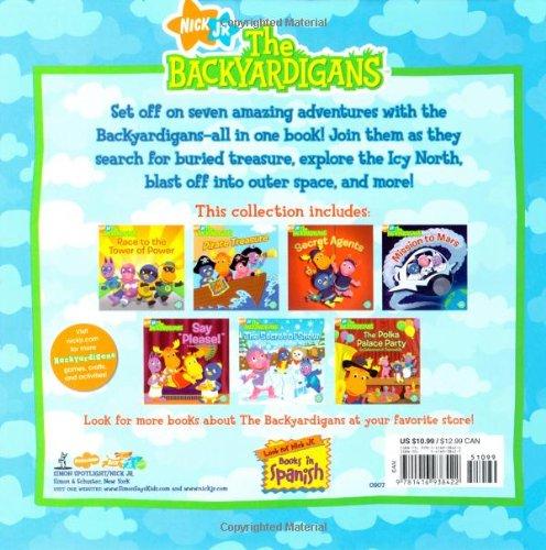 LittleToons.com » Read THE BACKYARDIGANS Educational Books ...