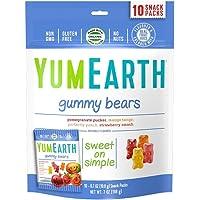 YumEarth Gummy Bears, 200g,