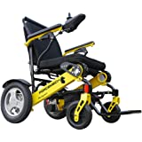 Forcemech Power Wheelchair - Navigator, Electric Folding Mobility Aid