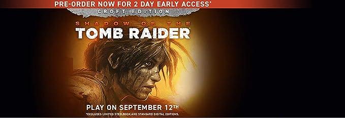 Tomb Raider: Definitive Edition: Amazon.es: Videojuegos