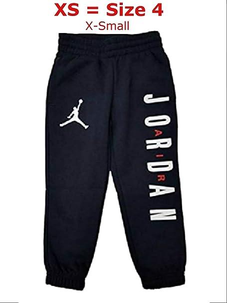 d3f103cf5fe7 Amazon.com  Jordan Little Boys  Jordan Air Fleece Pants  Sports   Outdoors