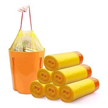 Bolsa para basura, hclkstore 30L bolsas basura prácticos ...