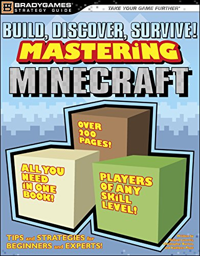 build discover survive mastering minecraft strategy guide rh amazon com Minecraft Slime Skin Minecraft Slime Skin