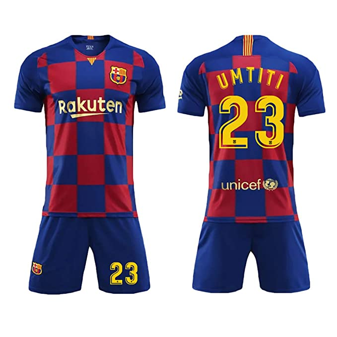 the latest d50db d2940 Football Clothing Suit Children Adult Teen boy 2019-20 ...