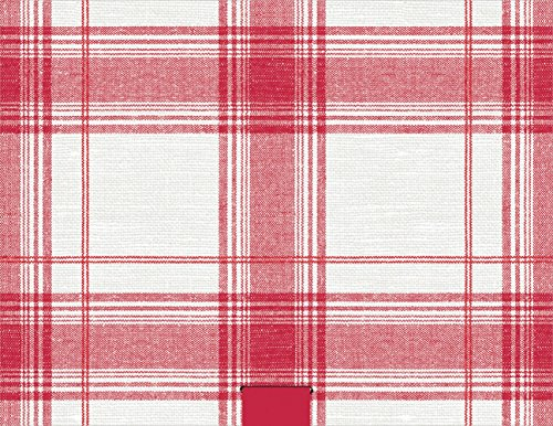 Entertaining with Caspari Red Belgian Linen Paper Gift Bo...