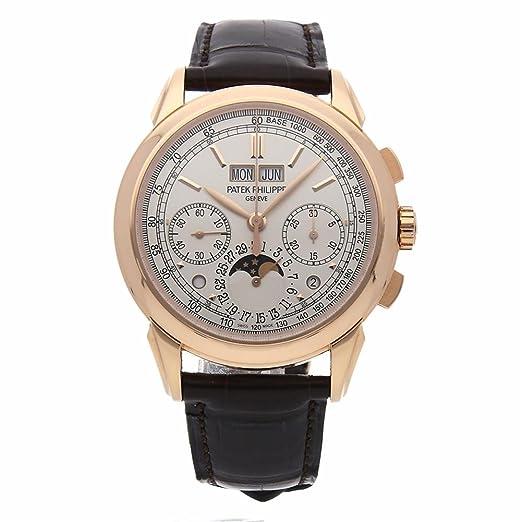 Patek Philippe Grand Complications 5270R-001 - Reloj mecánico de viento (certificado de autenticidad