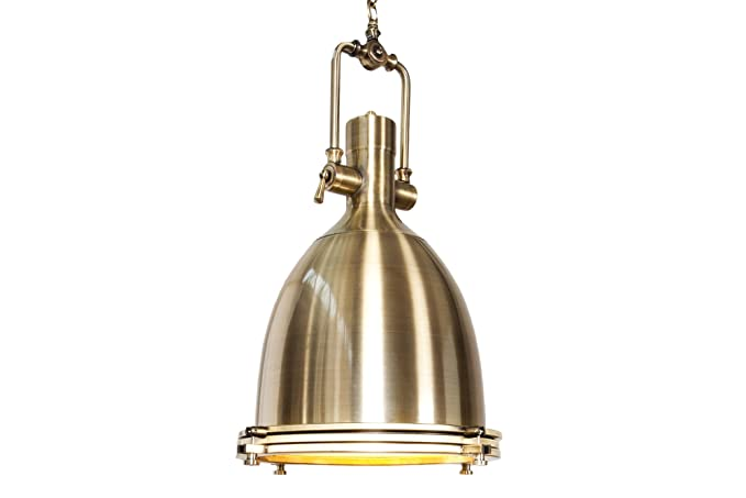 Plafoniere Soffitto Industrial : Invicta interior lampadario da soffitto industrial in