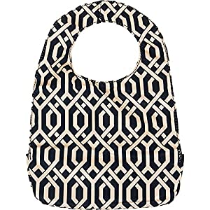 Ju-Ju-Be Be Neat Reversible Baby Bib with Magnetic Closure Strap and Food Catcher Pocket from Ju-Ju-Be
