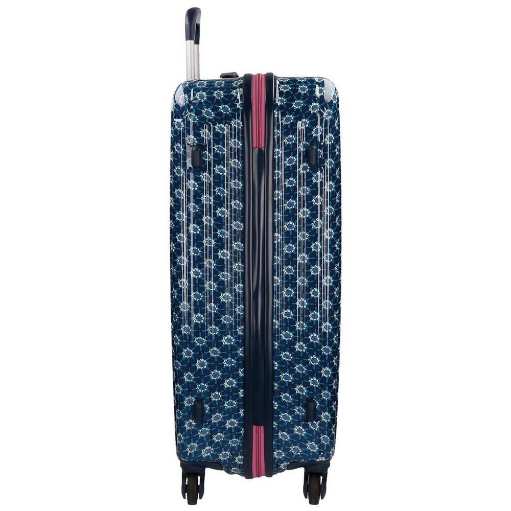 55 cm Pepe Jeans Amira Equipaje de Mano Azul 38 litros