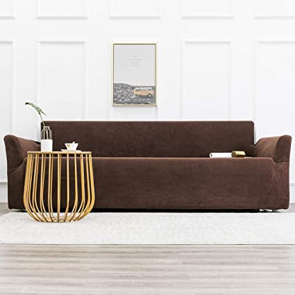 Cool Miulee Stretch Sofa Cover Velvet Couch Cover Fitted Sofa Slipcover Furniture Protector Washable For Pets And Kids Loveseat Coffee Download Free Architecture Designs Pushbritishbridgeorg