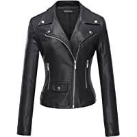 700524827318 Amazon Best Sellers  Best Women s Leather   Faux Leather Jackets   Coats