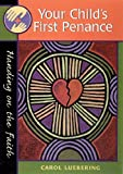 Your Child's First Penance, Carol Luebering, 0867163461