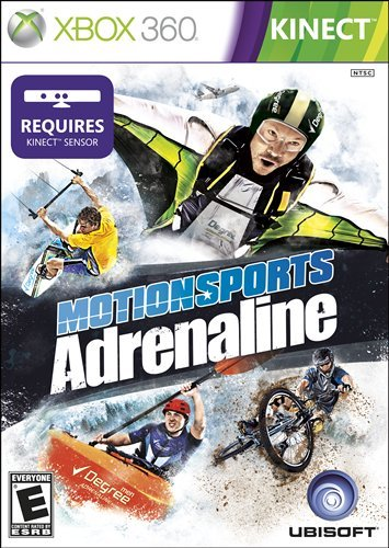 Motionsports: Adrenaline - Xbox 360 (360 Xbox Game Shelf)