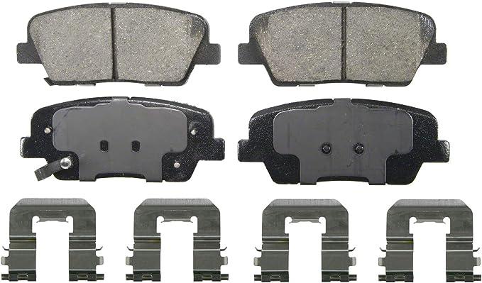 Disc Brake Pad Wagner 2 pcs Front,Rear for KIA SORENTO 2011-2013/_CS