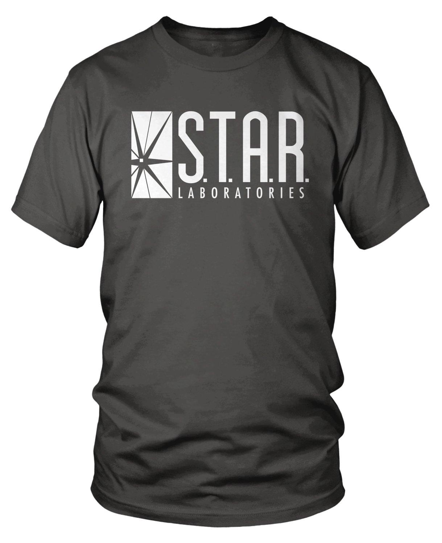 S Star Laboratories S T A R Labs Tshirt