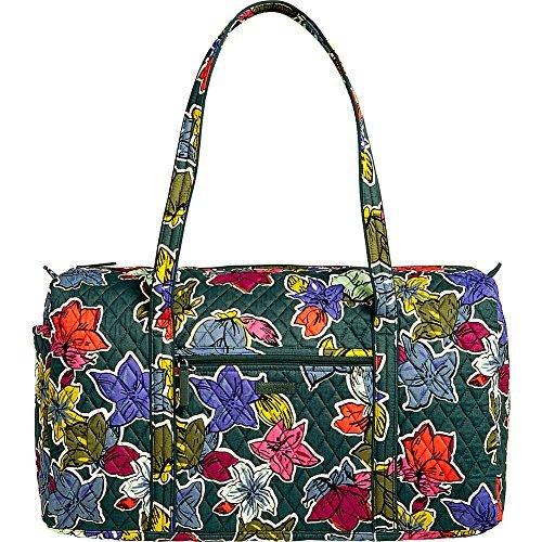 Vera Bradley Luggage Women's Large Duffel Falling Flowers Duffel