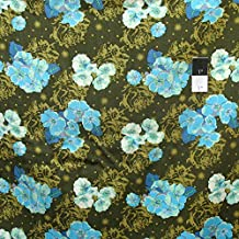 Anna Maria Horner RAAH008 Pretty Potent Primrose Shallow RAYON Fabric By Yard
