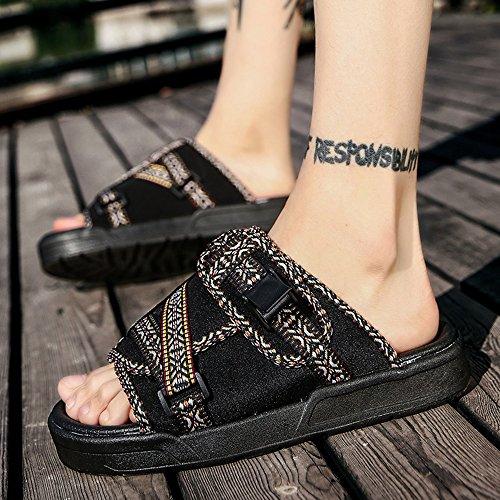Scarpe Comode Moda Sandali Scarpe Da Giovent Festa Scarpe Scarpe Da Ragazzo Casual Alla Pantofole YQQ Uomo BCwqa4w