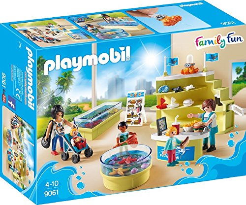 PLAYMOBIL® Aquarium Shop Building Set