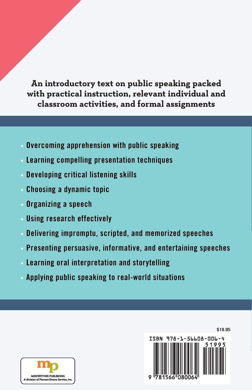 oral interpretation speech topics