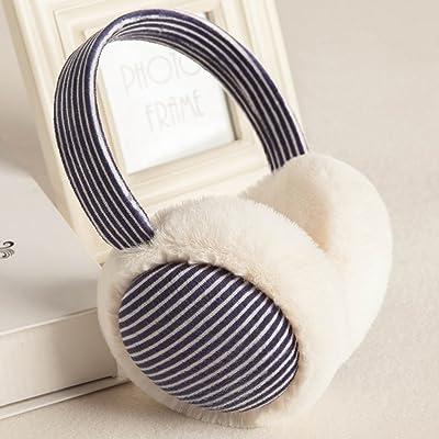 MUMA Cache-oreilles Hiver Gardez Chaud Oreille Couverture Oreille Sacs Belle Protection Des Oreilles Hommes Et Femmes ( Couleur : 5 )