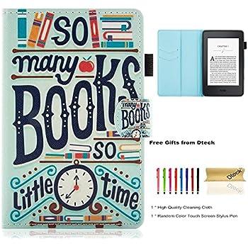 Amazon.com: Huasiru Painting Case for Kindle Paperwhite ...