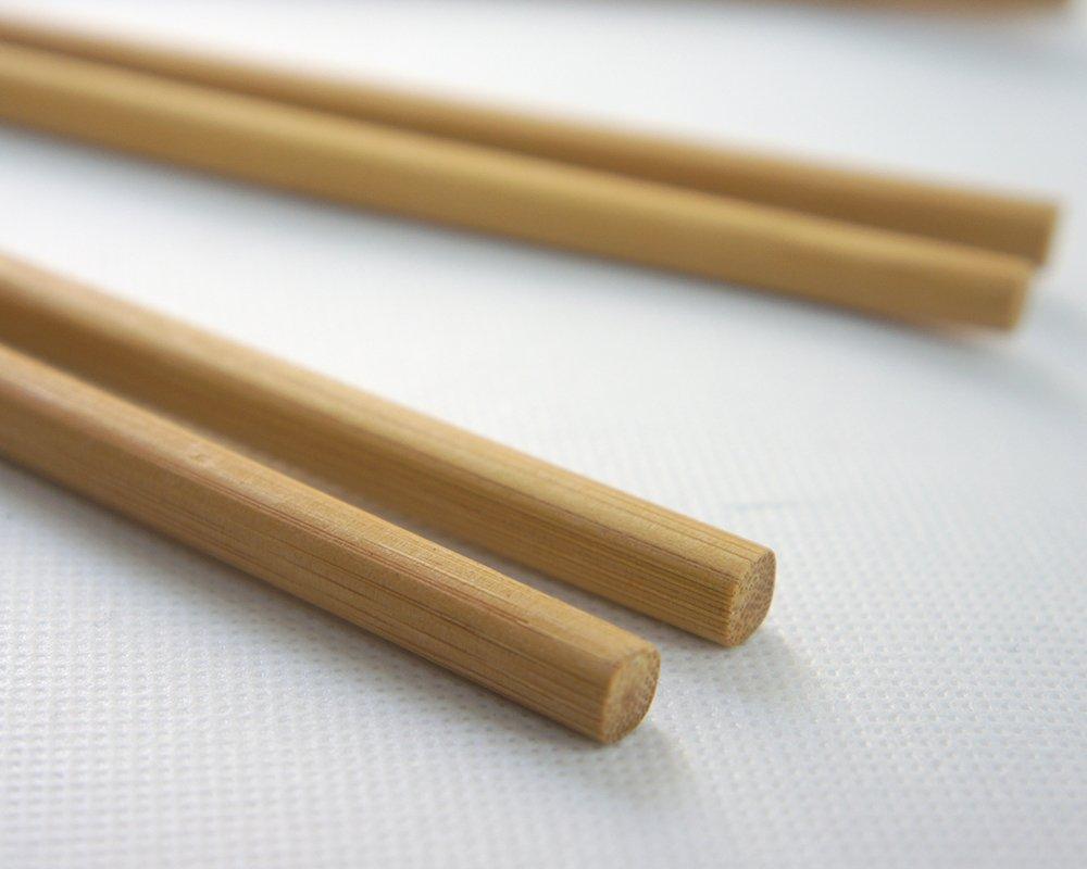 5 par de palillos de bambú ERNESTO, China, japonesa chop sticks Ess palillos,: Amazon.es: Hogar