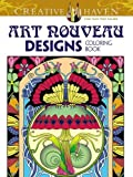 Dover Creative Haven Art Nouveau Animal Designs Coloring