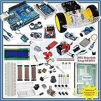 Arduino Uno R3 Başlangıç Seti 66 Parça 252 Adet