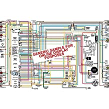 amazon com classic car wiring 1970 chevelle ss tach wiring diagram 1970 chevelle ss tach wiring diagram 1970 chevelle ss tach wiring diagram 1970 chevelle ss tach wiring diagram