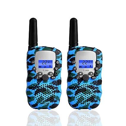 amazon com kids gift toys 3 12 year old boy girl walkie talkie