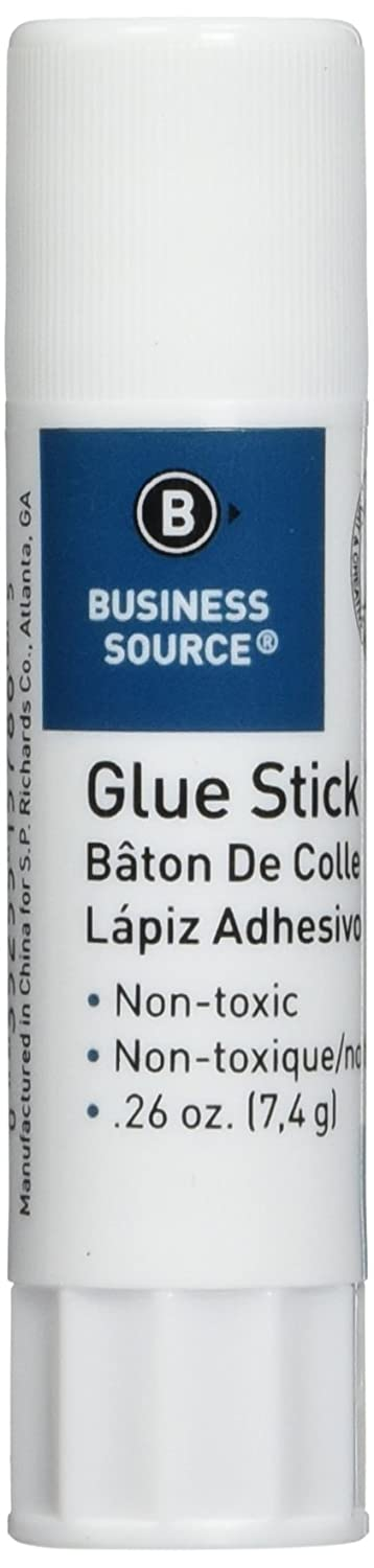 Business Source Glue Stick, Pack of 18 15785 BSN15785