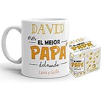 Kembilove Taza de Café Padre Personalizada – Taza