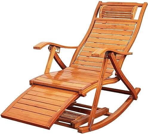 Chaise longue de jardin Beach Yard Piscine Chaise pliante ...