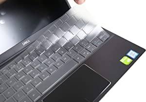 Keyboard Cover Compatible with Dell Inspiron 13 5390 5391 7306 i7306 7390 7391, Inspiron 14 5000 5400 5490 5493 5498 7405 7490, Vostro 13 5390 5391 5490 Laptop - TPU