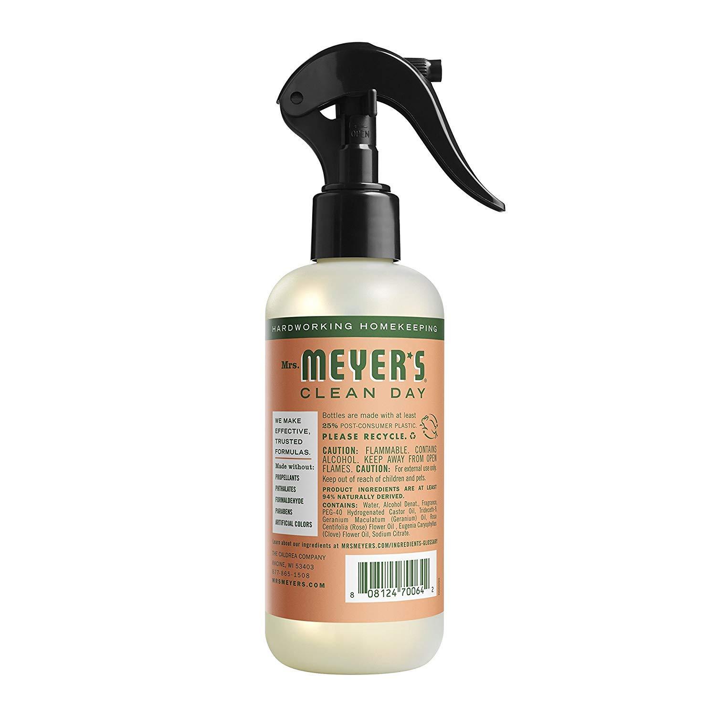 Mrs. Meyer's Room Freshener, 8 OZ (Geranium, Pack - 6) by MRS. MEYER'S (Image #2)